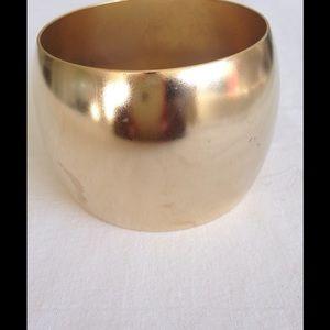 A.V Max N.YC Jewelry - A.V Max N.YC Gold Plated Bangle Bracelet