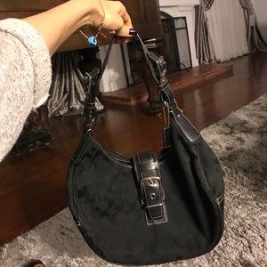 Coach Handbags - Coach black handbag