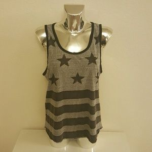 Dirtee Hollywood Other - Stars & Stripes Tank