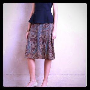 Anthropologie Cecilia Prado lumi sweater skirt