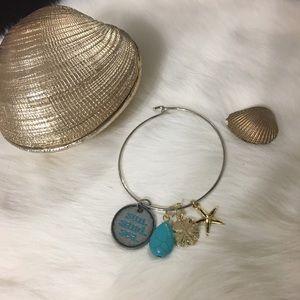 Jewelry - Handmade beach bracelet