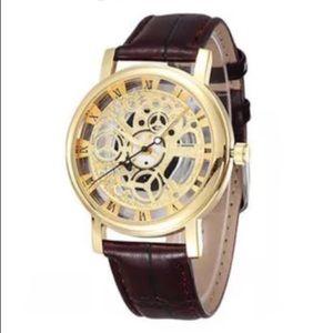 Other - Men's Mechanical Analog Sport Wristwatch