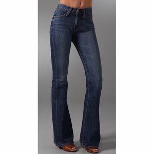 AG Adriano Goldschmied Denim - AG Jeans The Farrah 70's Bell Bottom Jeans