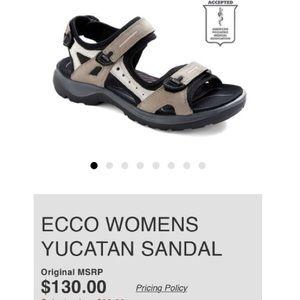 Ecco Shoes - Women Ecco sandals