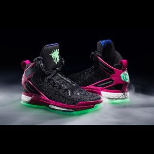 Adidas Other - D Rose Boost Ballin Dead Halloween Limited Ed