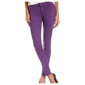 Rich & Skinny Denim - Rich and Skinny Purple jeans