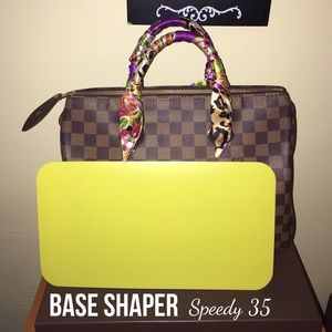🌼 Base Shaper fits Speedy 35