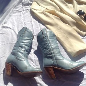  Made in USA VINTAGE Capezio Boots