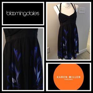 Karen Millen Dresses & Skirts - Karen Millen Silk Flowy Dress 😍💙