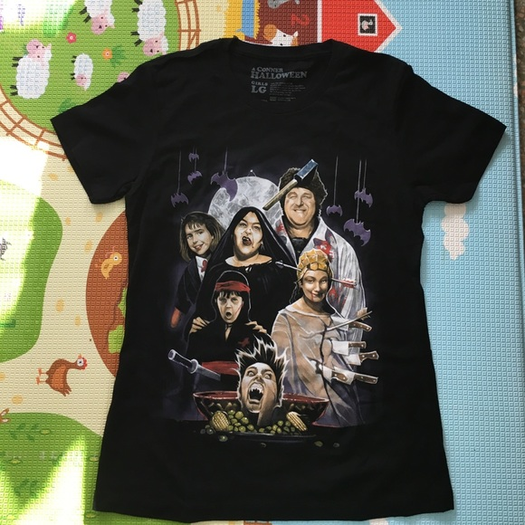 fright rags roseanne conner halloween special tee