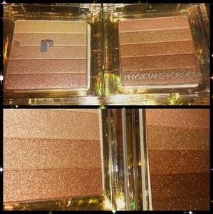 Physicians Formula Other - 3n1 Shimmer Strips Highlighter Bronzer Eyeshadow