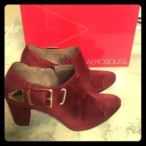 AEROSOLES Shoes - Aerosols Effortless booties