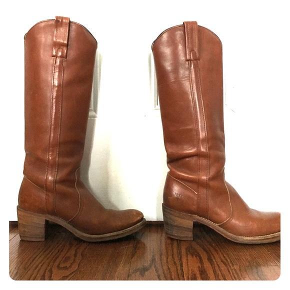 34e7966cb1 Frye Shoes - 💥💥Flash Sale Vintage Frye Jane Boot