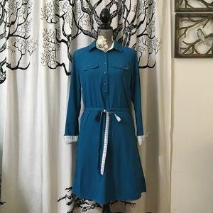 Kuhl Dresses & Skirts - Kuhl Outdoor Ripstop Shirt Dress SZ S