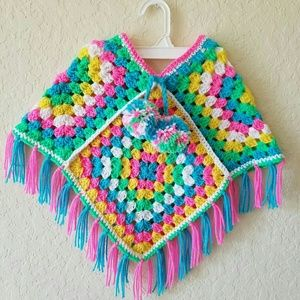 Other - Baby poncho