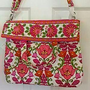 Vera Bradley Handbags - Convertible tote shoulder crossbody bag Vera B!!