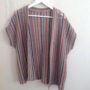Vintage multicolor cardigan