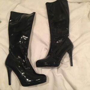 Colin Stuart Shoes - Colin Stuart black boots
