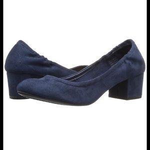 Zigi Soho Shoes - Block stack heels, NIB