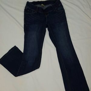 Old Navy Pants - Old navy maternity jeans
