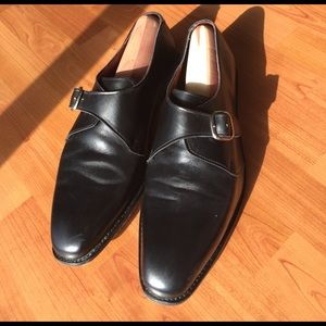 Allen Edmonds Other - Men's monk strap black Allen Edmonds - size 11.5