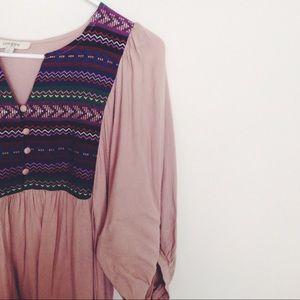 umgee Dresses & Skirts - Lavender Umgee Dress