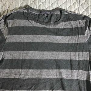Banana Republic Other - Long sleeve striped gray Banana Republic T-shirt