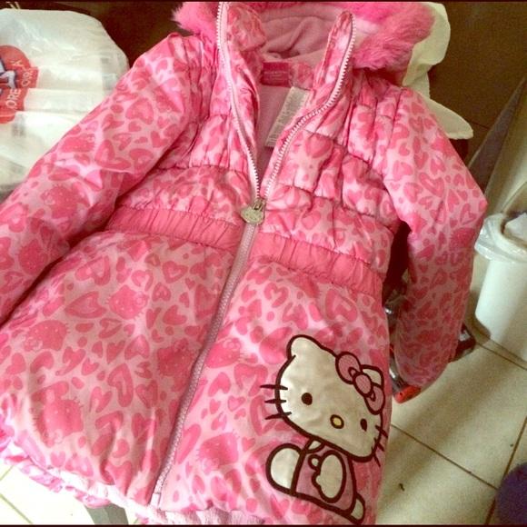 4daee3b8a Hello Kitty Jackets & Coats | Winter Coat | Poshmark
