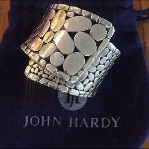John Hardy Jewelry - John Hardy kali Collection SS Cuff Bracelet