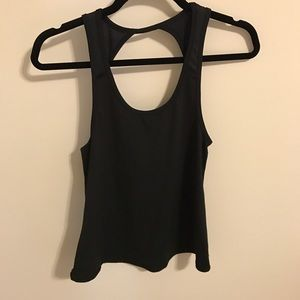 American Eagle Outfitters Tops - AEO Workout Top with Open Back - size small