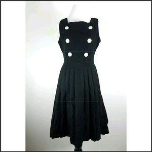 Josette Dresses & Skirts - vtg wool dress 60s madmen MOD designer Josette