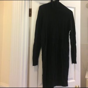 j. Crew sweater-dress