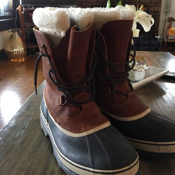 Men s Sorel Caribou wool boot. M 58a09eb15a49d0159306ed0e 7a838934a58a
