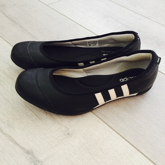 Adidas Fit Foam Ballet Flats