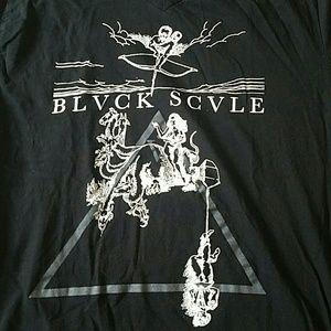 Black Scale Other - BLVCK SCVLE Sz M T-Shirt