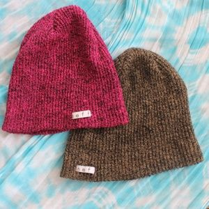 Neff Accessories - Neff beanie bundle