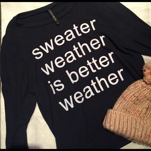 Ily Couture Sweaters - Soft boutique sweatshirt