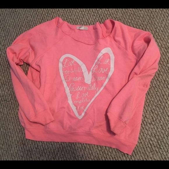 Forever 21 Tops - Pink cozy sweatshirt 💖