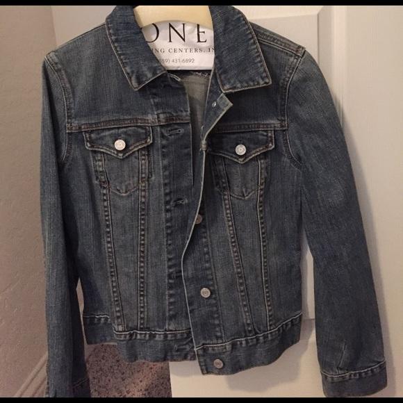 GAP Jackets & Blazers - GAP Jean Jacket