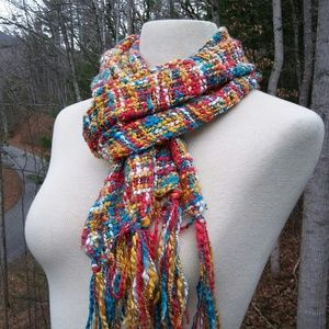 2for1 MULTI-COLOR Scarf