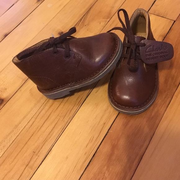 92540a7c2e95d Clarks Shoes | Originals Kids Desert Boots 5 Regular | Poshmark