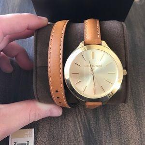 Michael Kors watch never worn