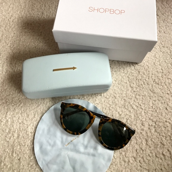 92c7cba92e3 Karen Walker Accessories - Karen Walker Harvest Tortoise Sunglasses 😎