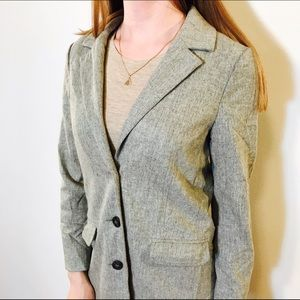 Ruehl No.925 Jackets & Coats - RUEHL NO.925 GRAY BLAZER #906