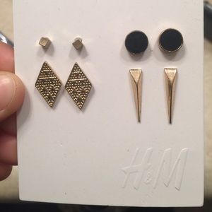 H&M Earring Set
