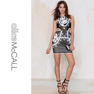 Alice McCall Dresses & Skirts - ✧HP✧NEW_ᴀʟɪᴄᴇ ᴍᴄᴄᴀʟʟ_Lola Mesh➰DRESS [0] US