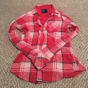 ❤️ American eagle plaid shirt ❤️