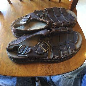 Dr martens fishermans sandals