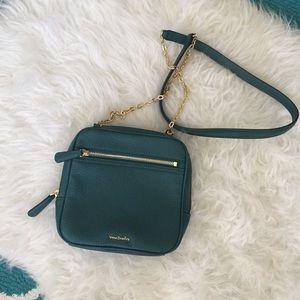 Vera Bradley Bags - Vera Bradley Emerald Green Crossbody Chain Bag!