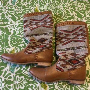 Wanted Shoes - Native American Inspired Boots